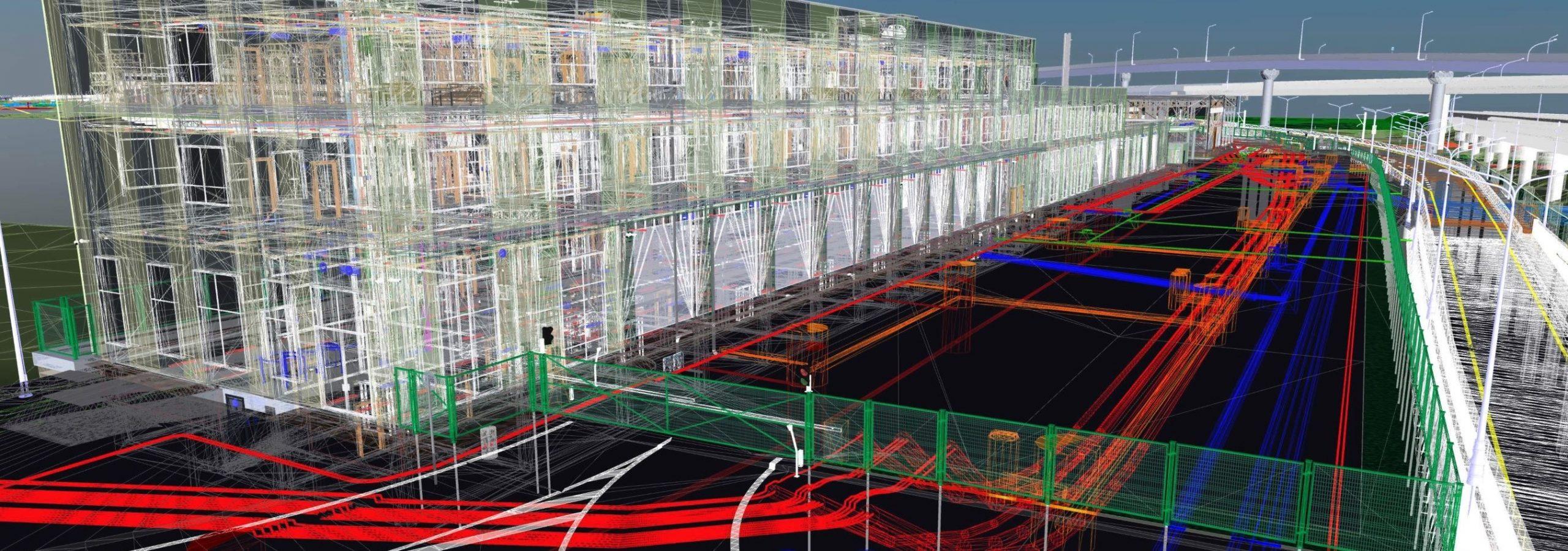 Kooperation anhand digitaler 3D-Repräsentationen